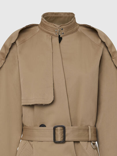 Diesel - G-BERYL, Light Brown - Jackets - Image 4