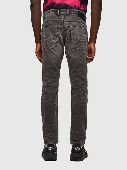 Diesel - Krooley JoggJeans® 069SY, Black/Dark grey - Jeans - Image 2
