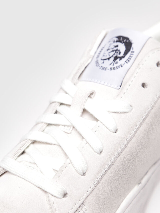 Diesel - S-CLEVER LOW, White - Sneakers - Image 5