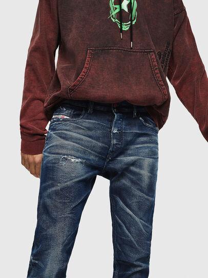 Diesel - Tepphar 084AM, Dark Blue - Jeans - Image 3