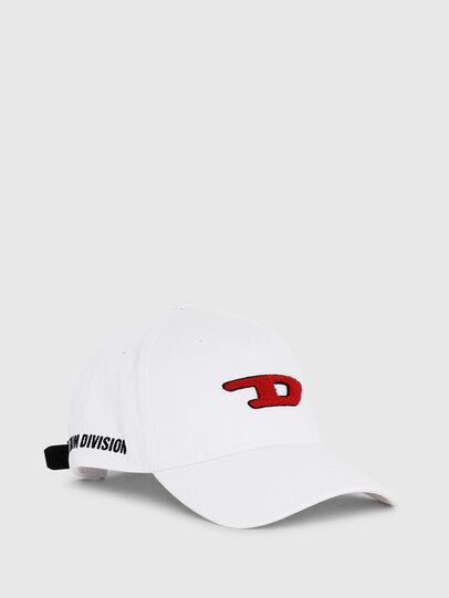 Diesel - C-DIGRA, White - Caps - Image 1