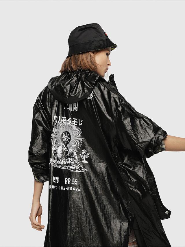Diesel - G-ELIN, Black - Jackets - Image 4
