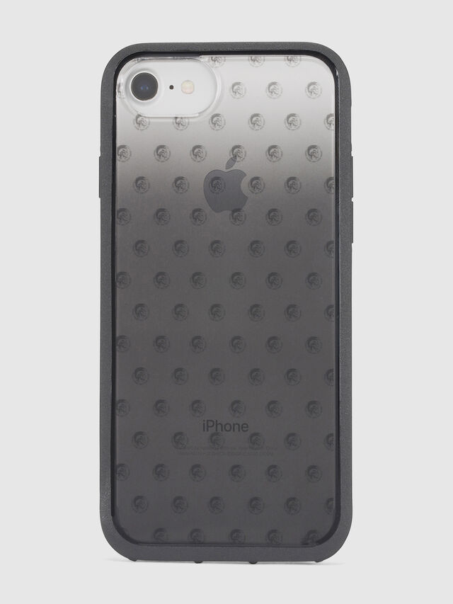 Diesel - MOHICAN HEAD DOTS BLACK IPHONE 8 PLUS/7 PLUS/6s PLUS/6 PLUS CASE, Black - Cases - Image 2