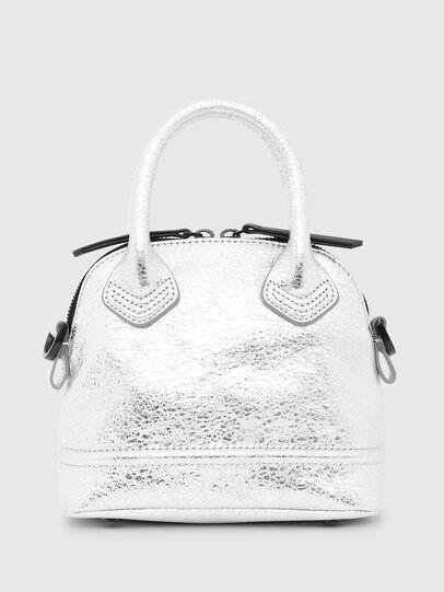Diesel - PYANIGA S, Silver - Crossbody Bags - Image 2