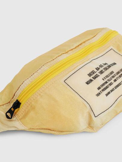 Diesel - BELTPAK, Light Yellow - Belt bags - Image 4