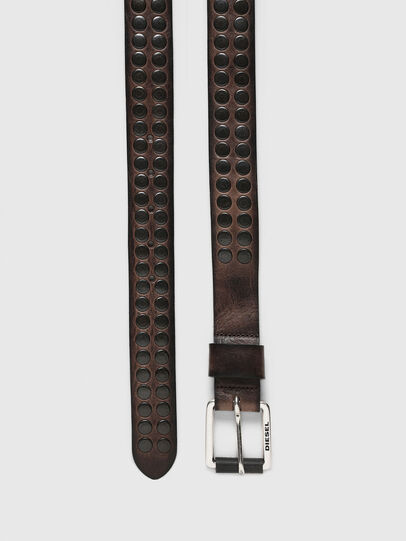 Diesel - B-CIBIANA, Brown - Belts - Image 3