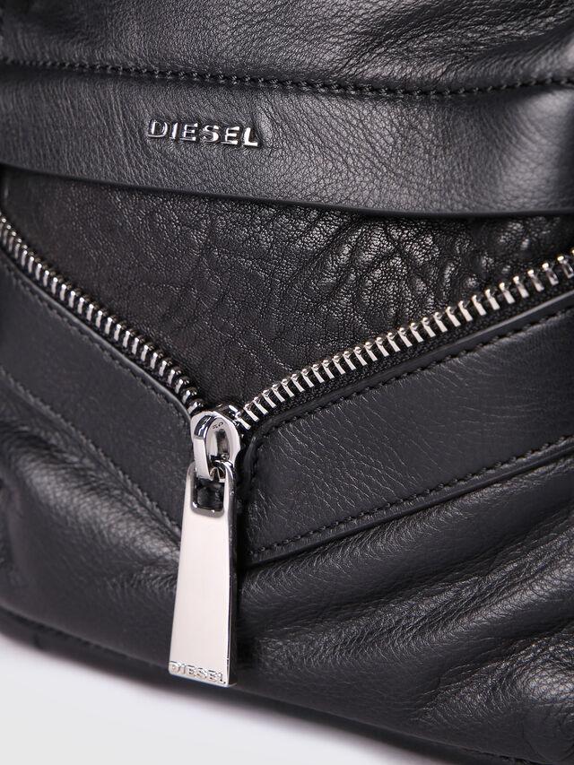 Diesel LE-ONY, Black - Backpacks - Image 4