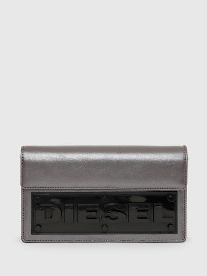 Diesel - DIPSIEVOLUTION, Grey - Small Wallets - Image 1