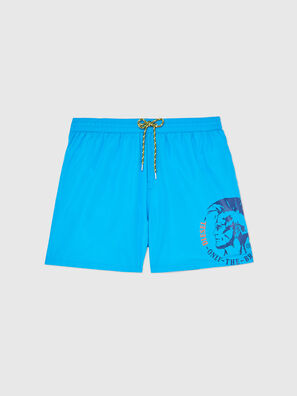 BMBX-WAVE 2.017, Azure - Swim shorts