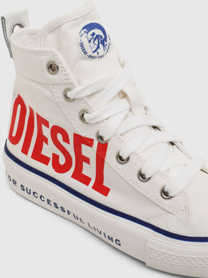 Diesel - SN MID 07 MC YO, White - Footwear - Image 4