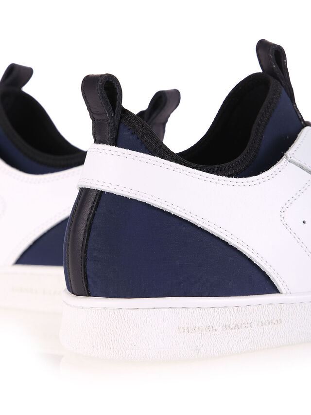 Diesel Black Gold S18ZERO, White - Sneakers - Image 6