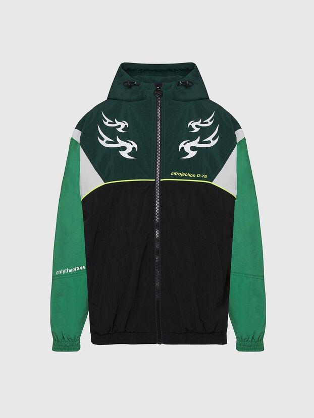 J-ETHAN, Green/Black - Jackets
