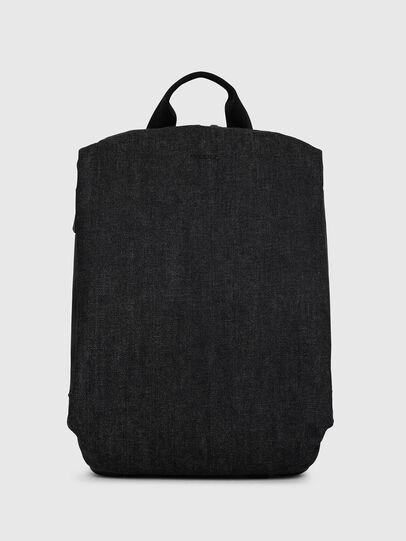 Diesel - D-SUBTORYAL BACK, Blue Jeans - Backpacks - Image 1