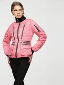 W-BLANKYT, Pink - Winter Jackets