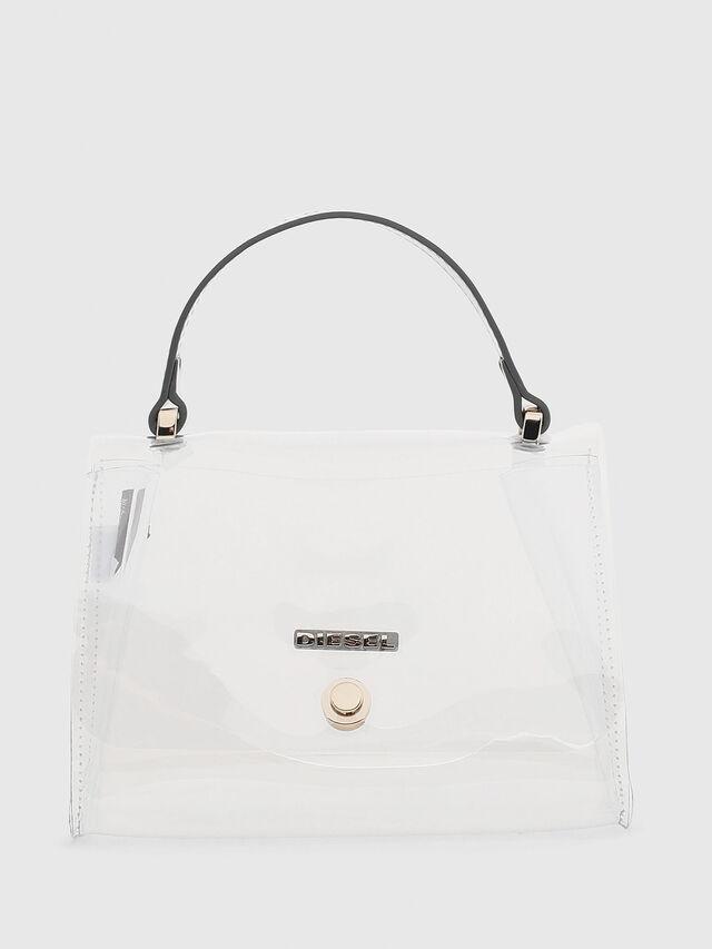 Diesel - CRYSTAL BAG, White - Bags - Image 1