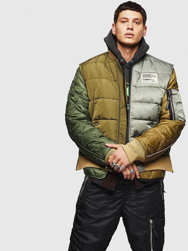 W-KOSLOV, Military Green - Winter Jackets
