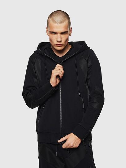 Diesel - S-IVAN, Black - Sweaters - Image 1