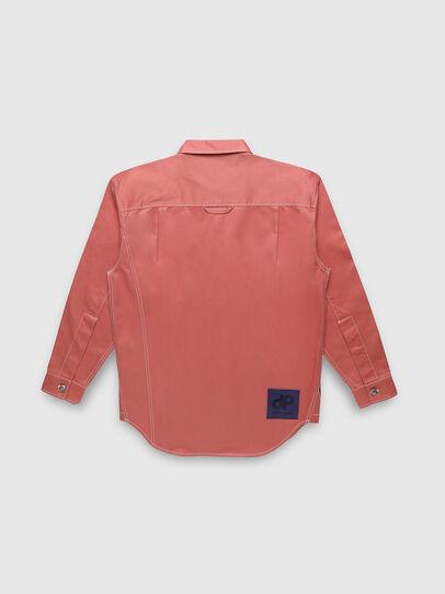 Diesel - PR-SH01, Pink - Denim Shirts - Image 2