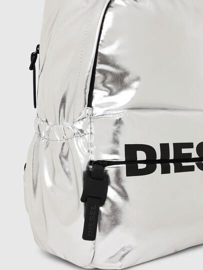 Diesel - F-BOLD BACK II, Silver - Backpacks - Image 4