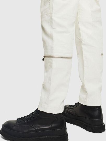 Diesel - P-ARMY, White - Pants - Image 3