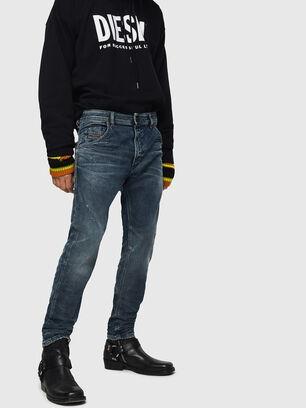 Krooley JoggJeans 0870W, Medium blue - Jeans