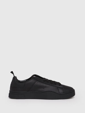 S-CLEVER LOW, Black - Sneakers