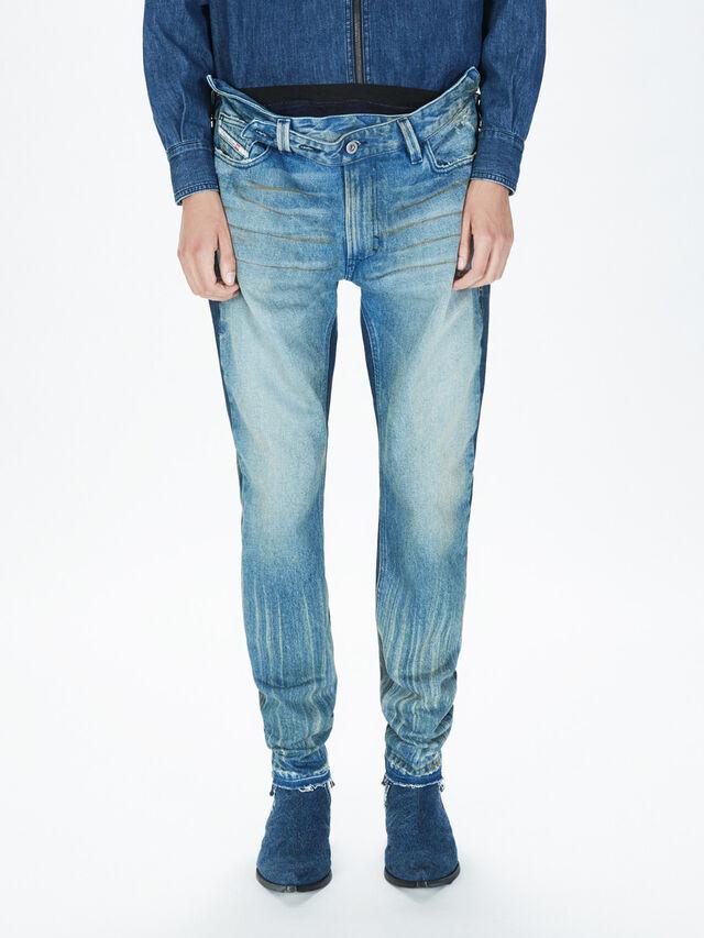 Diesel - SOPKN01, Blue Jeans - Jeans - Image 3