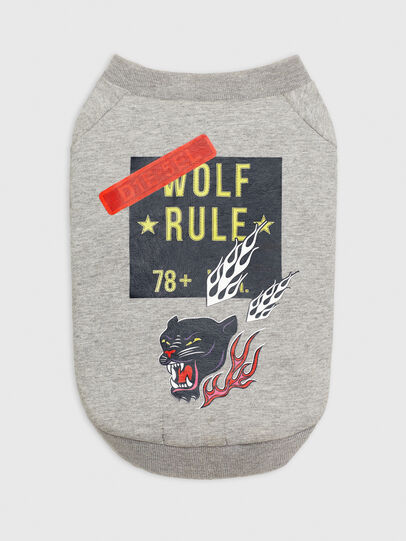 Diesel - PET-WOLF-GRY, Grey - Other Accessories - Image 3