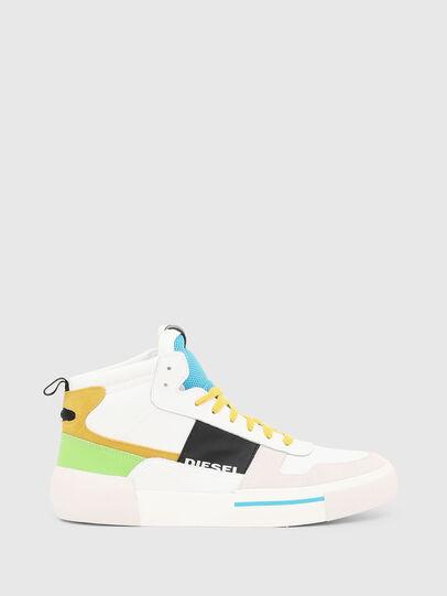 Diesel - S-DESE MG MID, White - Sneakers - Image 1