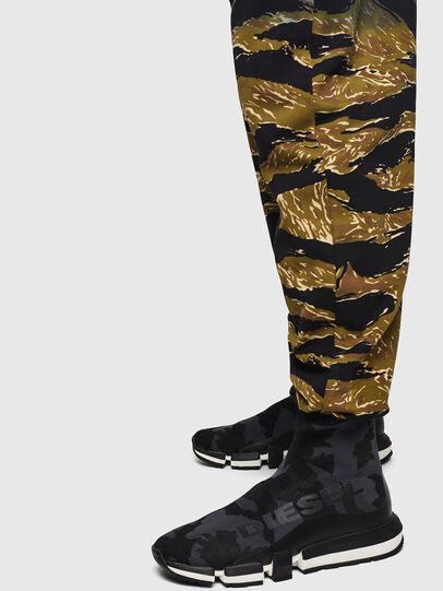Diesel - H-PADOLA HIGH SOCK, Black - Sneakers - Image 5