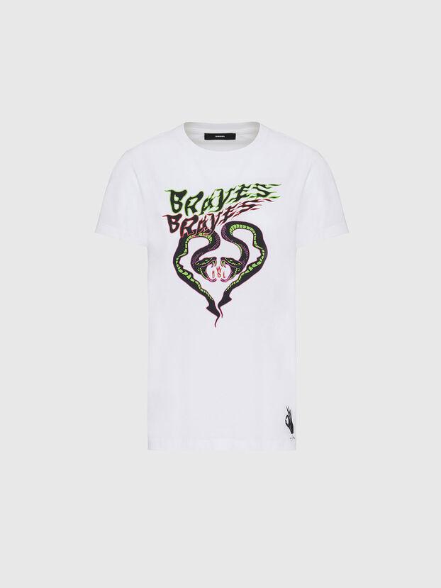 T-SILY-K1, White - T-Shirts