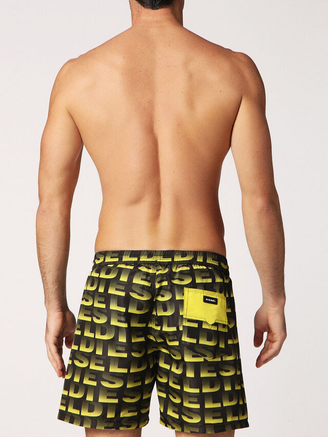 Diesel - BMBX-WAVE 2.017, Yellow - Boxers - Image 2