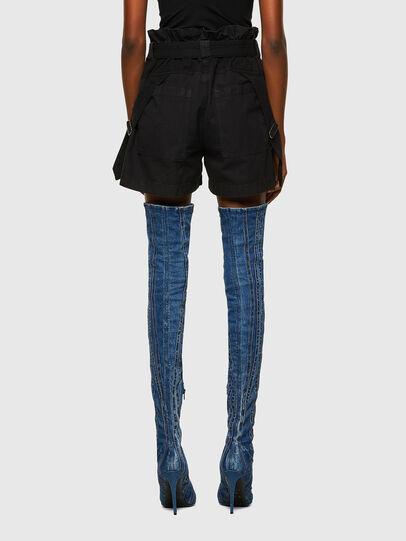 Diesel - S-FEDRA-A, Black - Shorts - Image 2