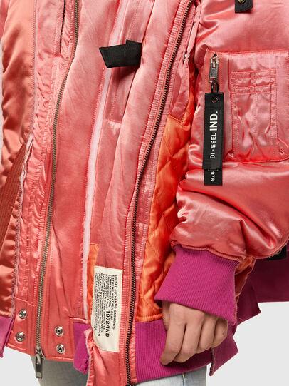 Diesel - G-FRANKIE, Pink - Jackets - Image 5