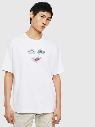 TEORIALE-A, White - T-Shirts