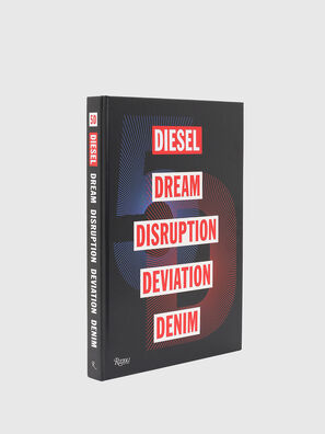 5D Diesel Dream Disruption Deviation Denim, Black - Books