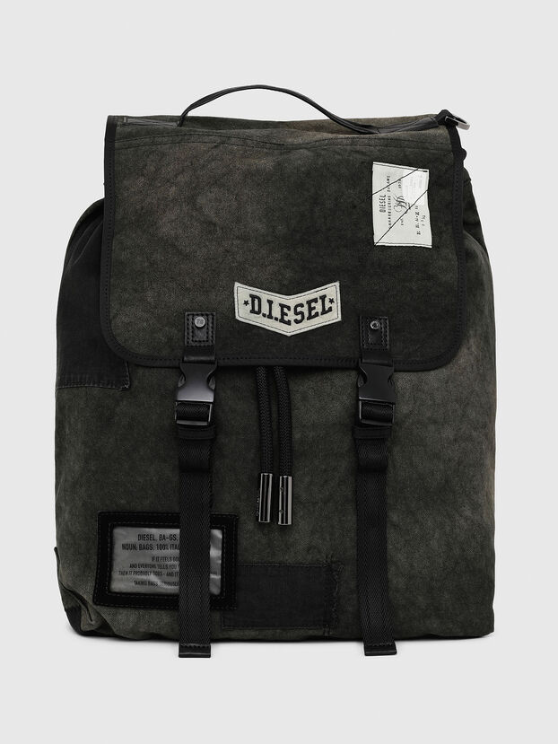 VOLPAGO BACK, Black - Backpacks