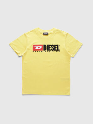 TJUSTDIVISION, Yellow - T-shirts and Tops