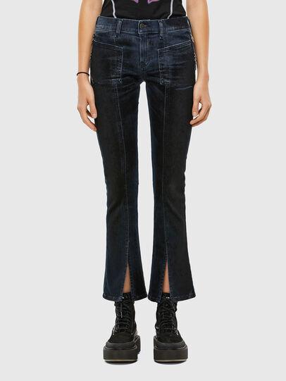 Diesel - Slandy 009KN, Dark Blue - Jeans - Image 1