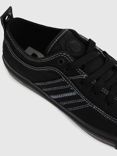 Diesel - S-ASTICO LOW LACE, Black - Sneakers - Image 4