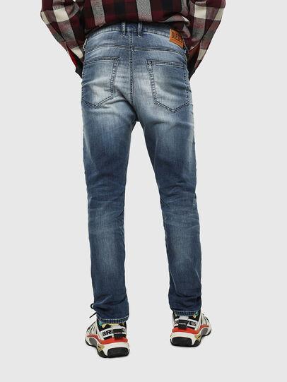 Diesel - D-Vider JoggJeans 069IP, Medium blue - Jeans - Image 2