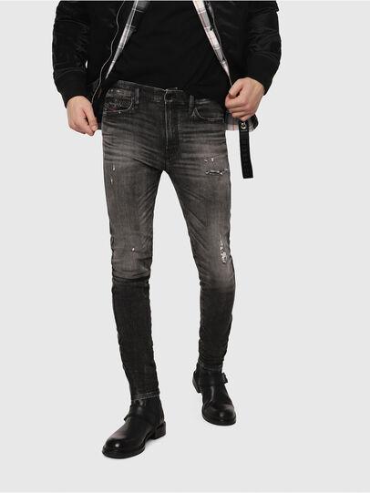Diesel - D-Reeft JoggJeans 0077S,  - Jeans - Image 1