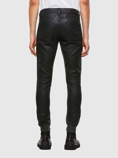 Diesel - D-Strukt JoggJeans® 069QX, Black/Green - Jeans - Image 2