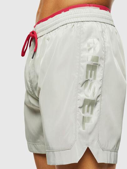 Diesel - BMBX-DOLPHIN-S 2.017, Grey - Swim shorts - Image 3