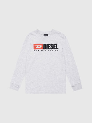 TJUSTDIVISION ML, Grey - T-shirts and Tops