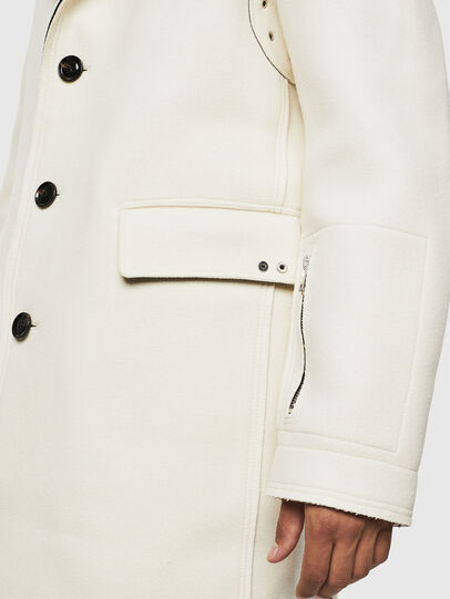 Diesel - W-COLBERT, White - Winter Jackets - Image 6
