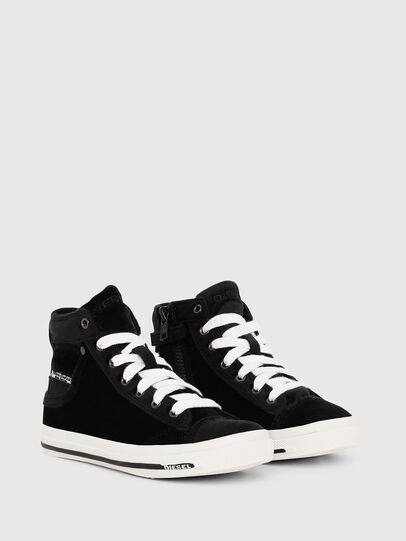 Diesel - SN MID 20 EXPOSURE C, Black - Footwear - Image 2