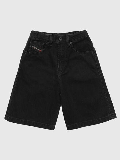 Diesel - PBRON, Black - Shorts - Image 1