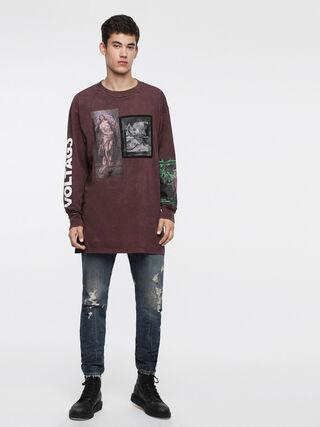 T-LUCAS-LS-XF,  - T-Shirts