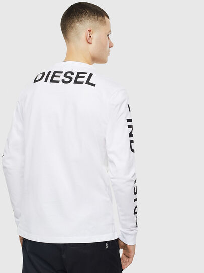 Diesel - T-JUST-LS-T14,  - T-Shirts - Image 2